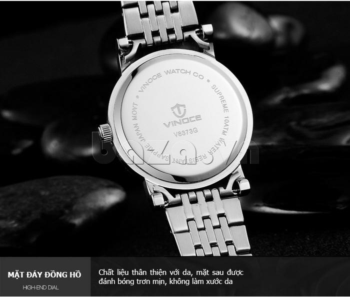 Đồng hồ đôi Vinoce V8373 thiết kế ấn tượng