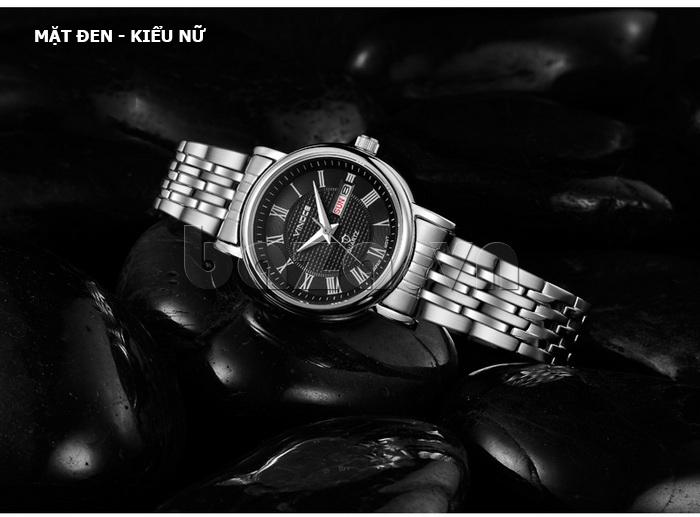 Đồng hồ đôi Vinoce V8373 thiết kếtinh xảo