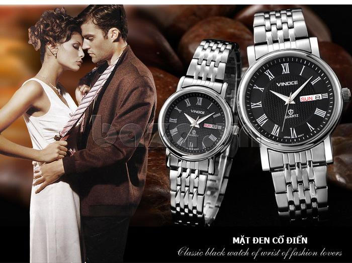 Đồng hồ đôi Vinoce V8373 hot