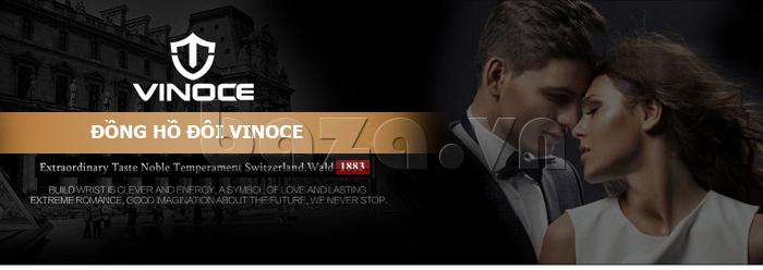 Đồng hồ đôi Vinoce V8373
