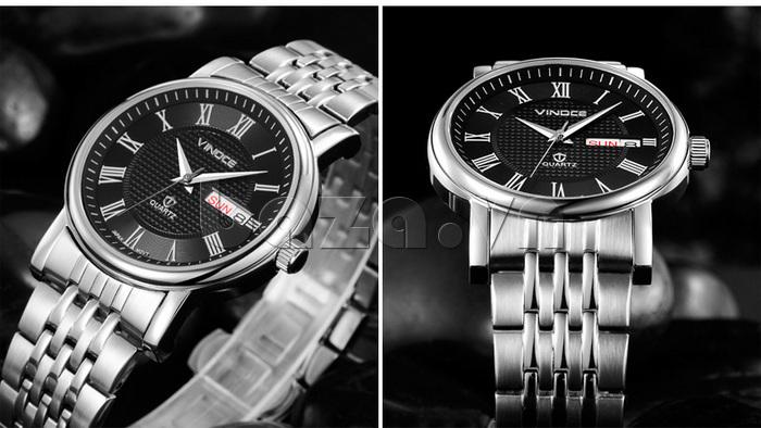 Đồng hồ đôi Vinoce V8373 thiết kế chất lượng