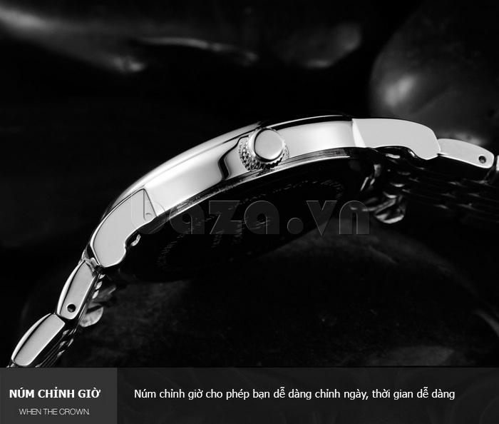 Đồng hồ đôi Vinoce V8373 thiết kế hot