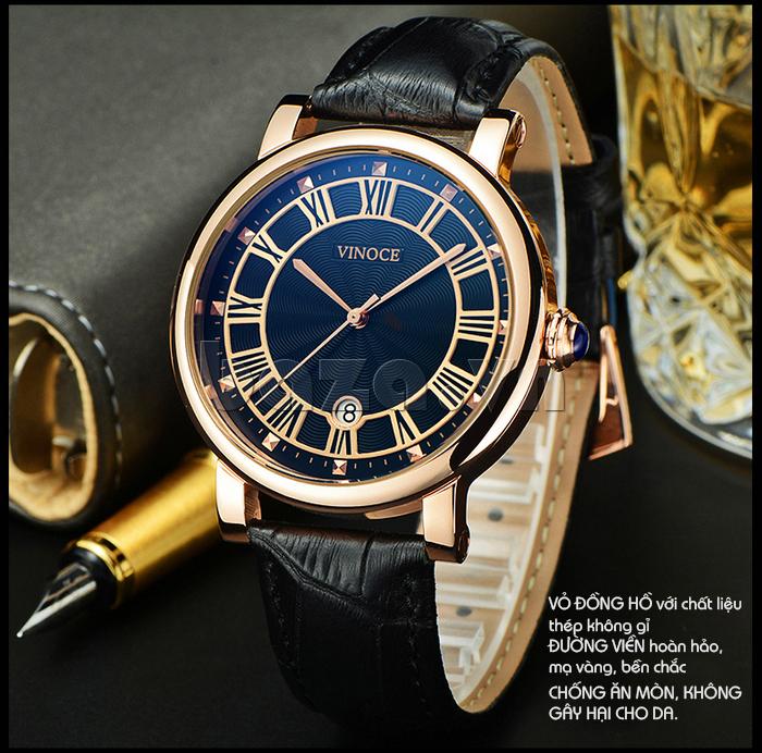 Đồng hồ thời trang nam Vinoce V3281G tuyệt vời