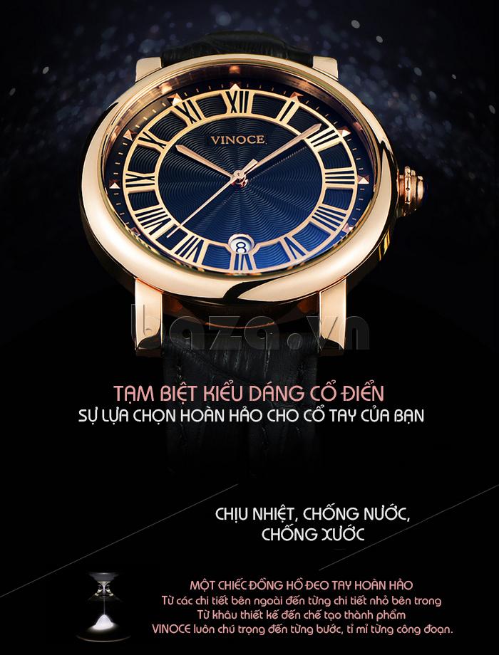 Đồng hồ thời trang nam Vinoce V3281G