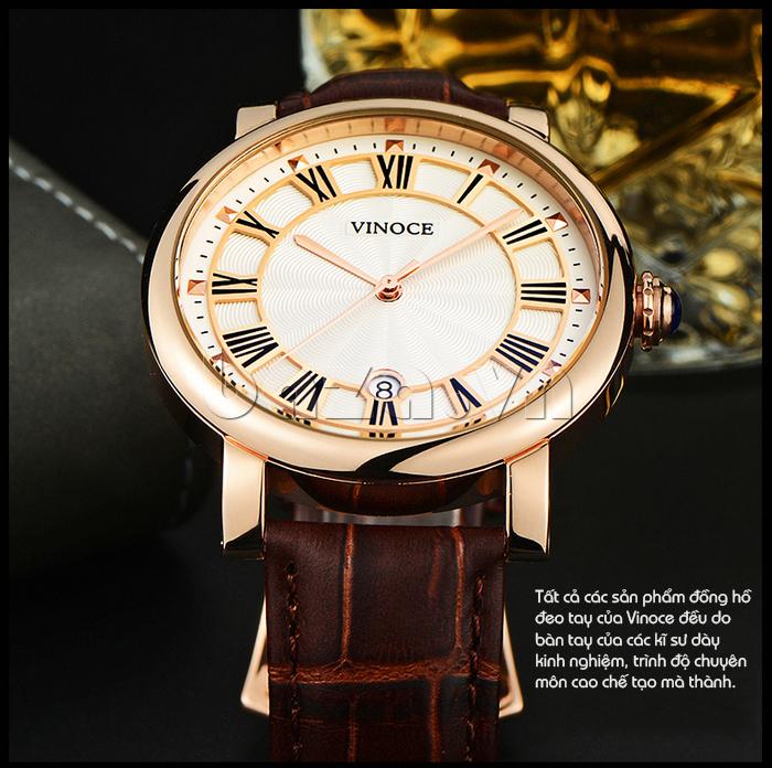 Đồng hồ thời trang nam Vinoce V3281G chính hãng