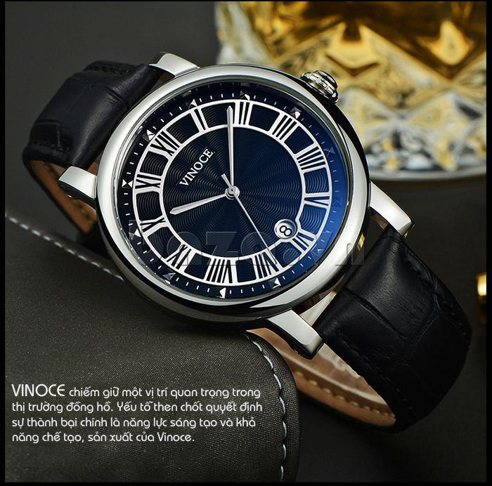 Đồng hồ thời trang nam Vinoce V3281G bền đẹp