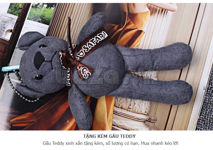 Túi xách nữ thời trang Balana  gấu teddy xinh xắn