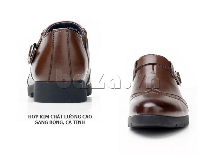 Giày da nam Olunpo QXD1403  mê hoặc