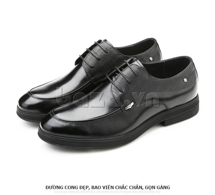 Giày da nam thời trang OLUNPO QHSL1405 thời trang cao cấp