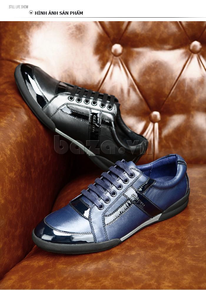 Hình ảnh sản phẩm của Giày da nam Olunpo QHT1426