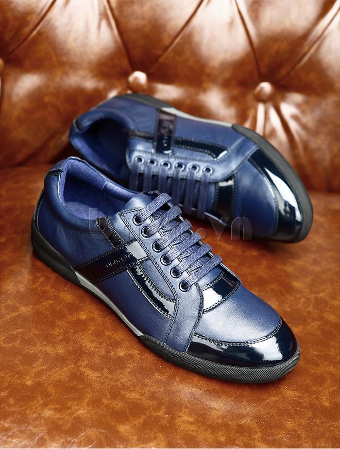 Giày da nam Olunpo QHT1426 sang trọng nhưng cũng rất trẻ trung