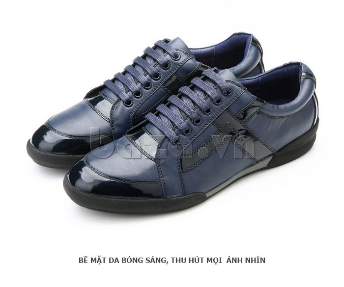 Giày da nam Olunpo QHT1426 vẻ đẹp năng động thời trang