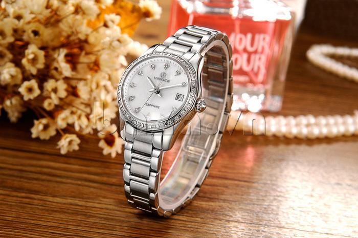 Đồng hồ nữ Automatic sang trọng Vinoce V633240L  duyên dáng vẻ đẹp