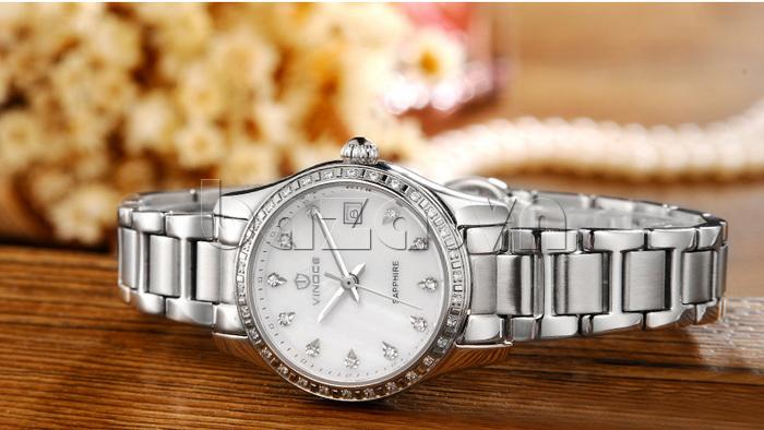 Đồng hồ nữ Automatic sang trọng Vinoce V633240L sang trọng và thu hút vẻ đẹp
