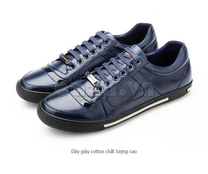Giày da nam Olunpo QHT1422 dây giày cotton chất lượng cao