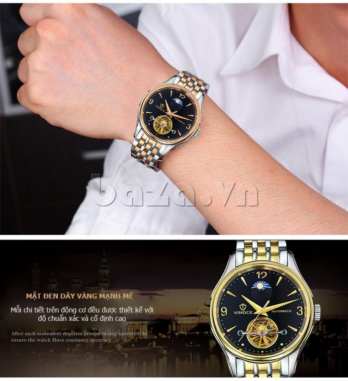 Đồng hồ cơ nam Vinoce V633231G độc