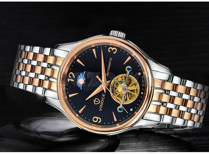 Đồng hồ cơ nam Vinoce V633231G hot