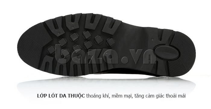 Giày da nam Olunpo QMD1401 nâng tầm đẳng cấp