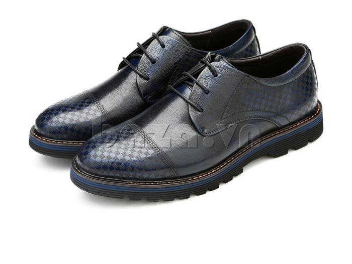 Giày da nam Olunpo QMD1401 chống trơn trượt