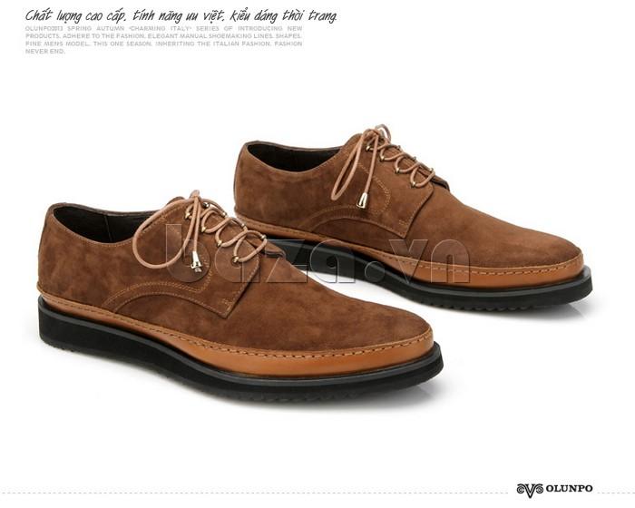 Chất lượng giày cao cấp với những tính năng ưu việt và kiểu dáng thời trang