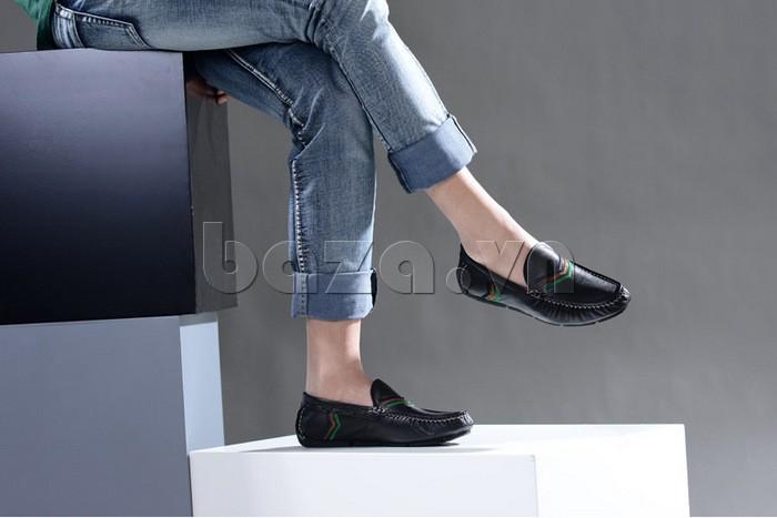 Giày nam Olunpo phù hợp với mọi lứa tuổi