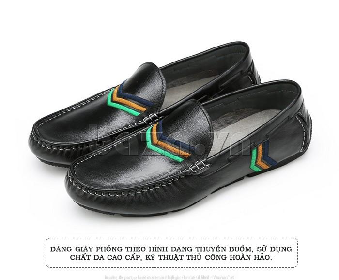 Giày nam Olunpo là món quà yêu thích mà phái nữ muốn dành tặng cho bạn trai của mình