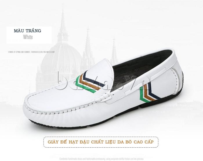 Giày nam Olunpo đế hạt đậu giúp giữ ma sát tốt hơn