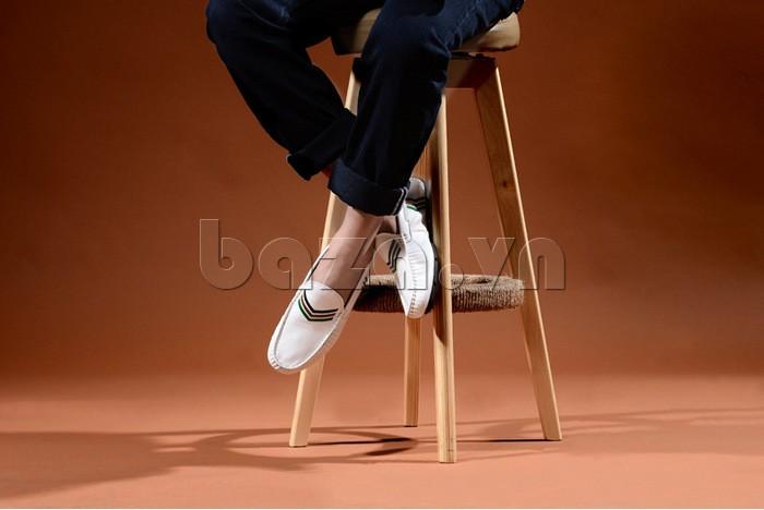 Giày nam Olunpo vừa dùng đi chơi vừa dùng đi làm