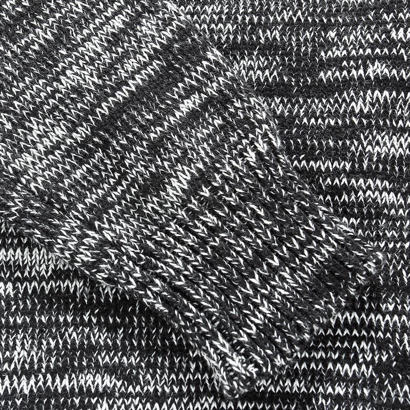 Áo len dệt nam cổ tròn No1Dara