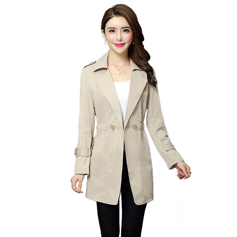 Áo khoác kaki cổ vest eo bo chun