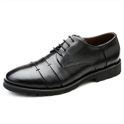 Giày da nam Olunpo QDT1404 lịch lãm và nho nhã