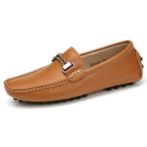 Giày lười nam quai xích Olunpo CZYA1501