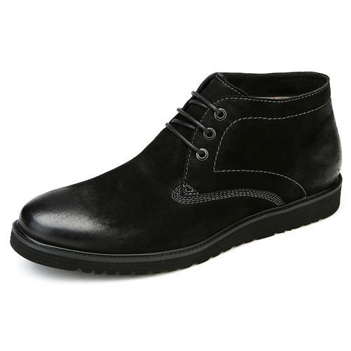 Giày da nam Olunpo DHT1442 cá tính