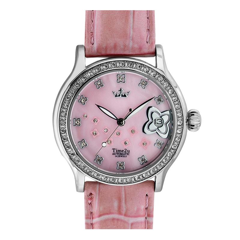 Đồng hồ nữ thời trang máy cơ tự động Time2U 91-58941