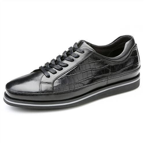 Giày da nam thời trang Olunpo QZK1402