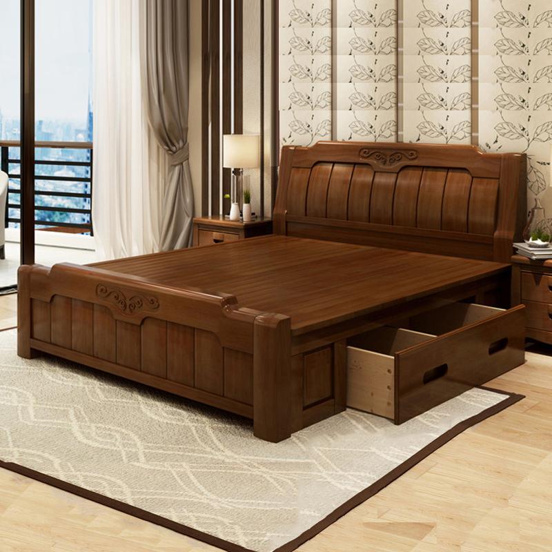 Giường đôi Carpoly cổ điển 3 nấc tùy chỉnh