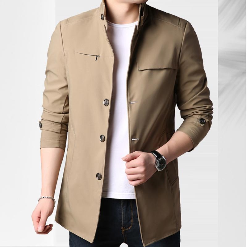 Áo Jacket Blazer cổ bẻ túi khóa kéo