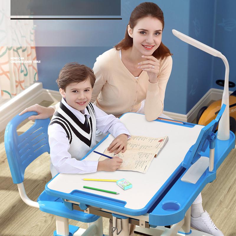 Bộ bàn học trẻ em tùy chỉnh đa năng