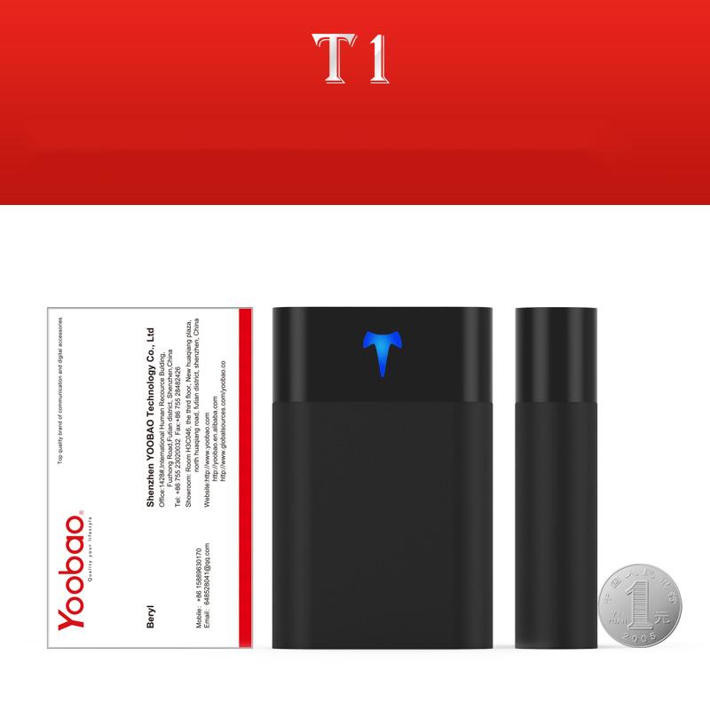 Pin dự phòng 2 cổng 10200mAh Yoobao T1