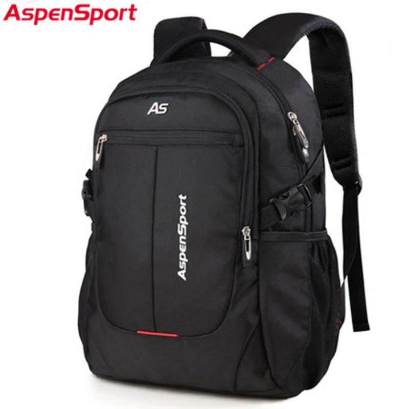 Balo nam nhiều ngăn đa dụng có ngăn laptop 16inch AspenSport