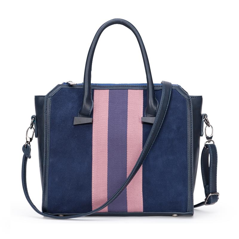 Túi xách nữ Binnitu 082 Thân túi nổi bật