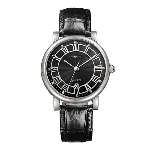 Đồng hồ nam số la mã Vinoce V3281G