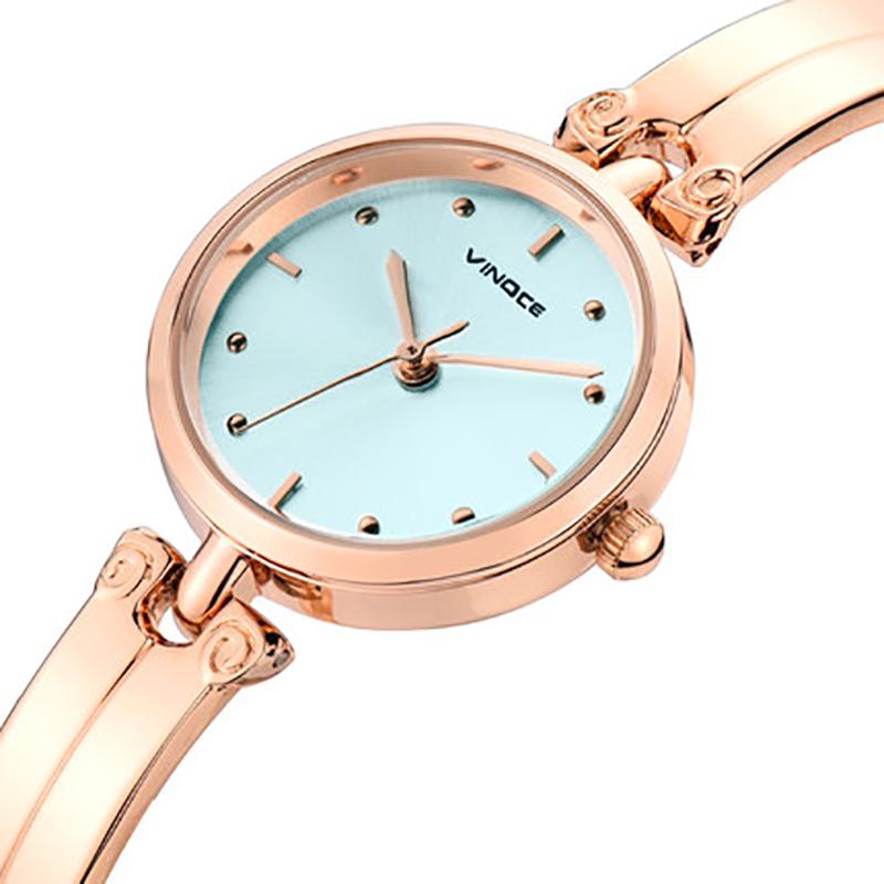 Đồng hồ vòng tay nữ phong cách Romantic