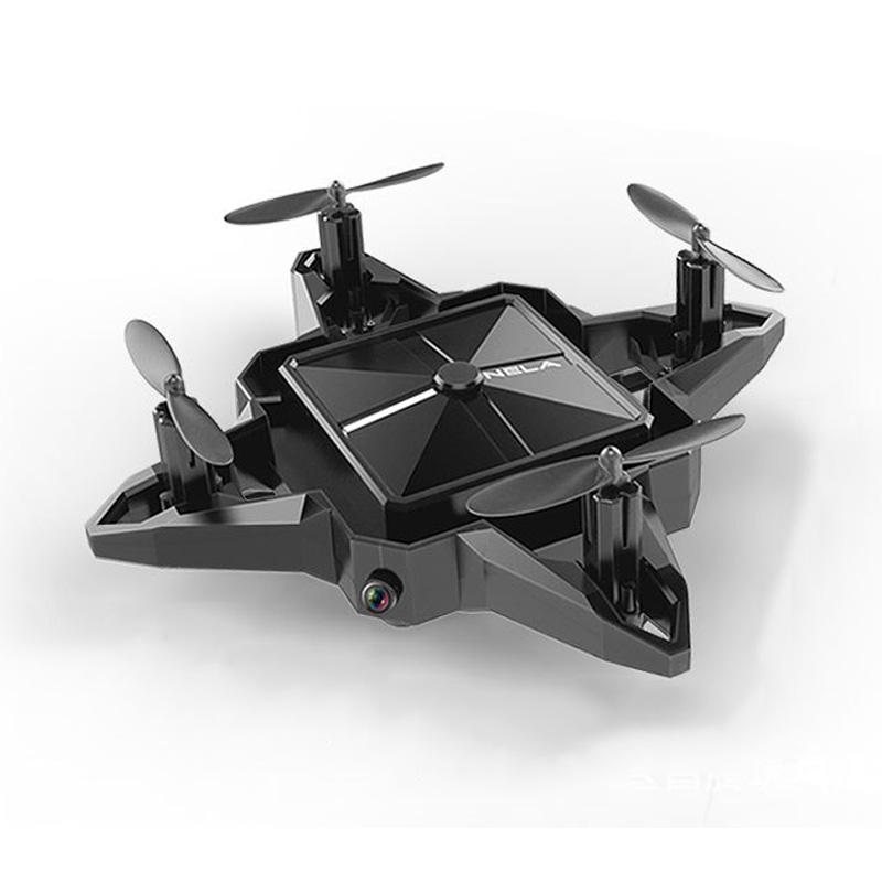 Flycam bốn trục mini S11 định vị độ cao điều khiển bằng giọng nói