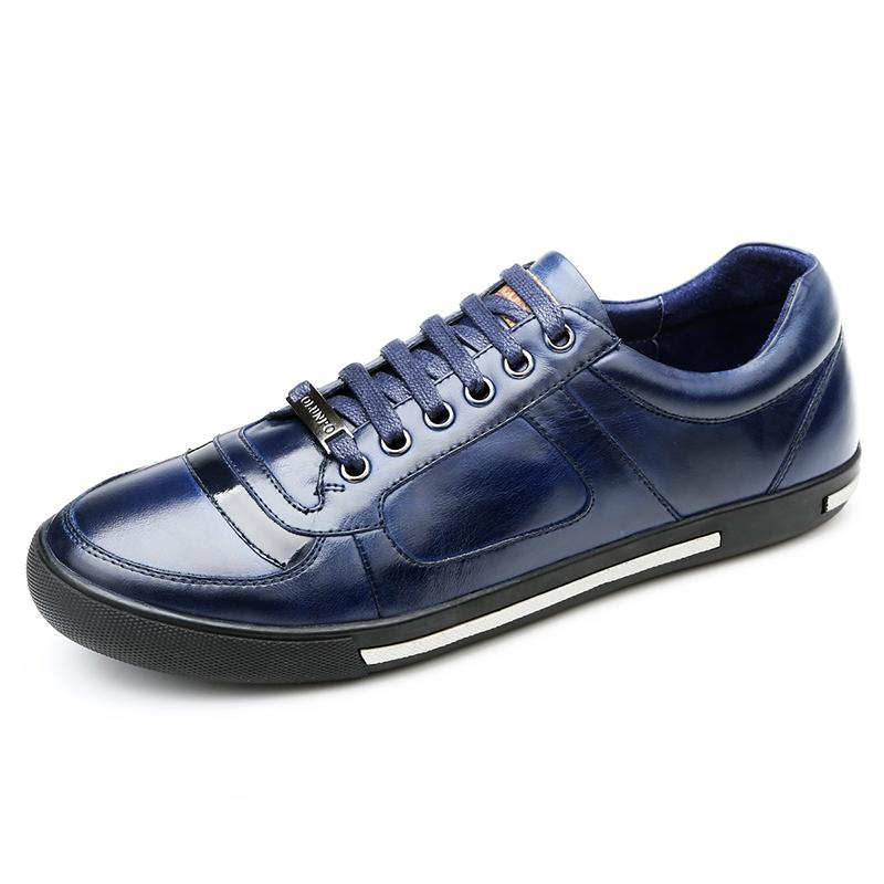 Giày da nam Olunpo QHT1422 sang trọng và sành điệu