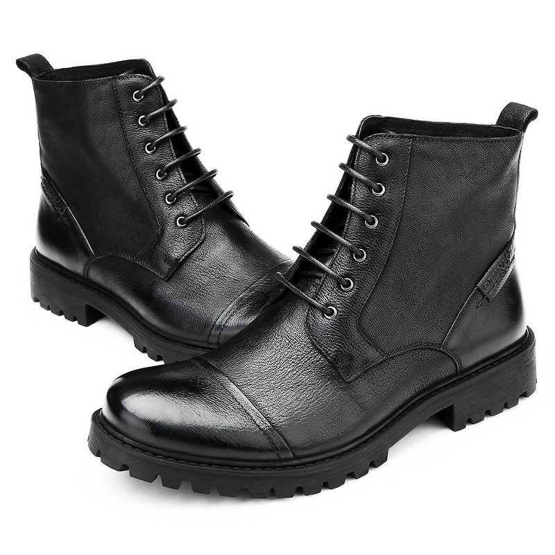 Giày boot nam Olunpo DHT1439