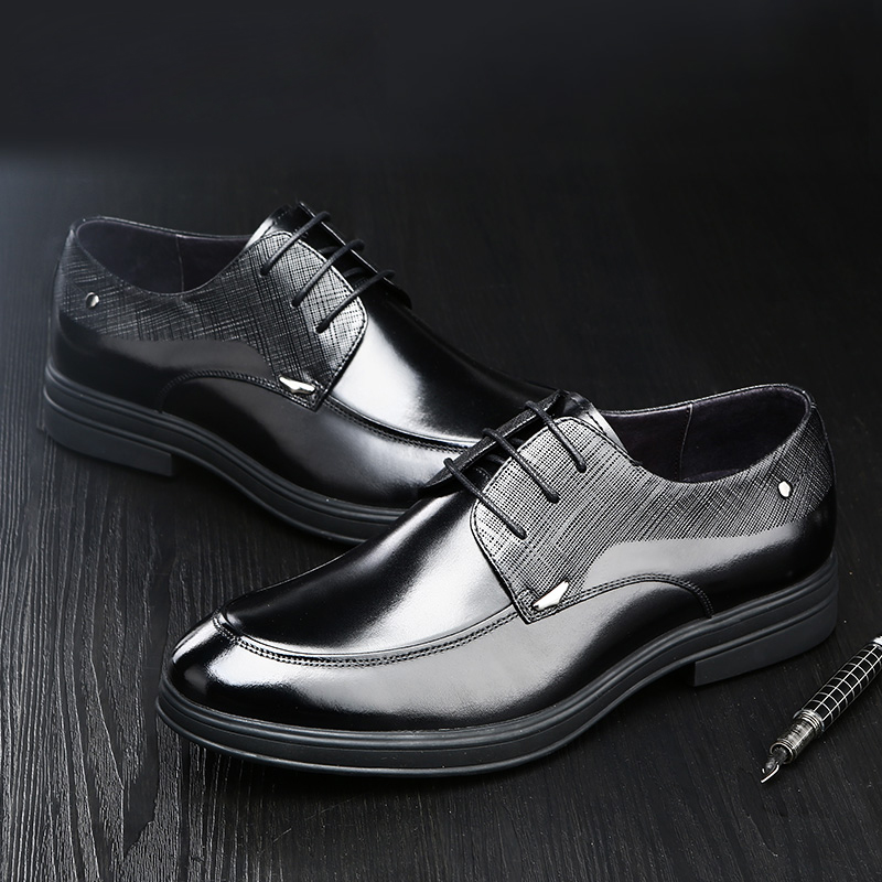 Giày da nam Olunpo QHSL1405 vẻ đẹp bí ẩn