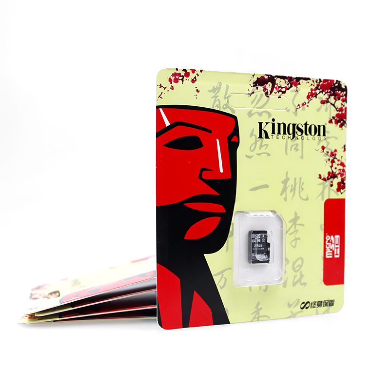 Thẻ nhớ Kingston 8GB class 4 chính hãng