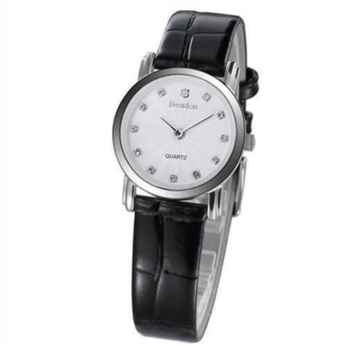 Đồng hồ nữ BESTDON BD9923L dây da xịn