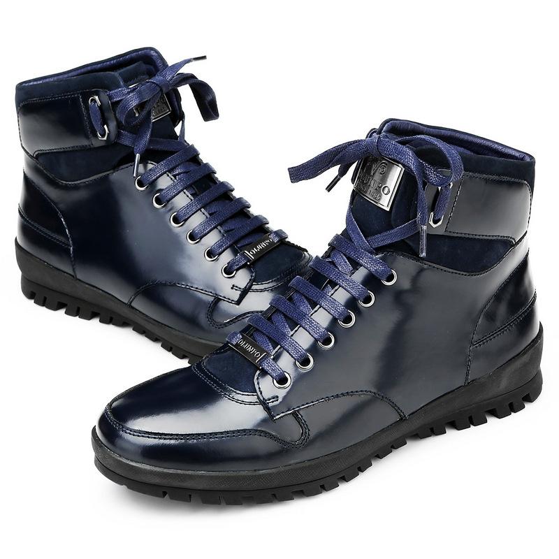 Giày da nam Olunpo DHT1443 cao cấp